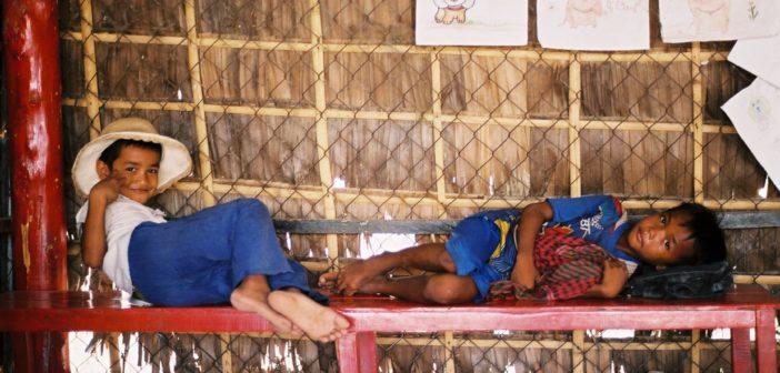 Access to soap in Cambodia