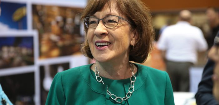 How Senator Susan Collins' Has Performed in the Fight Against Global Poverty