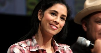 Sarah Silverman Played in Ante Up For Africa