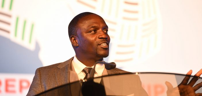 Akon's Donations to Africa