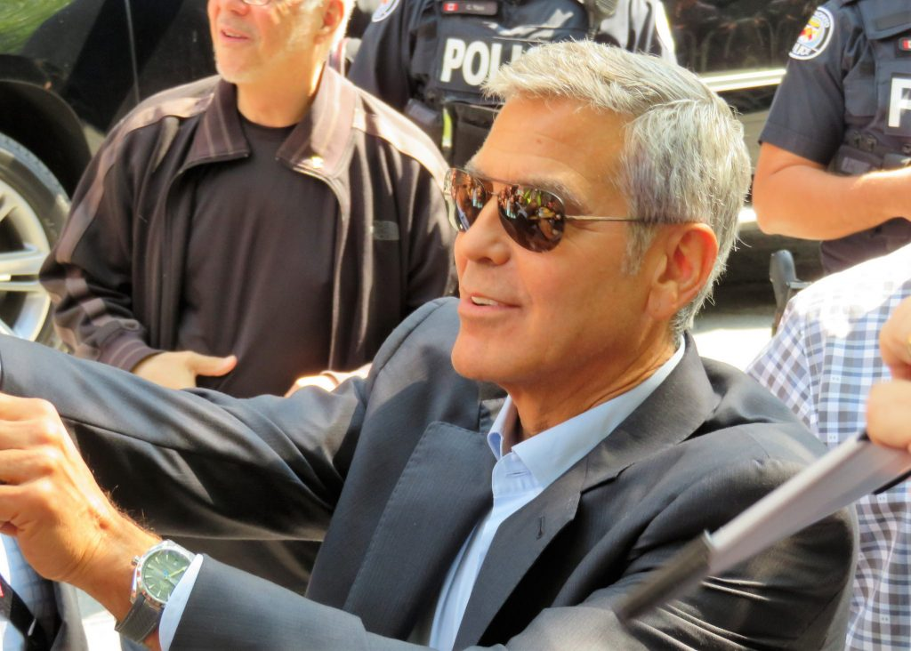 George Clooney's Charitable Contributions - BORGEN