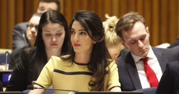 Top Humanitarian Quotes by Amal Clooney
