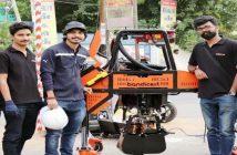 genrobotics bandicoot robot