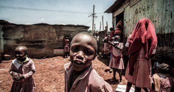 Africas largest slum