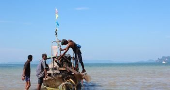 Combatting Thailand's Seafood Slave Trade