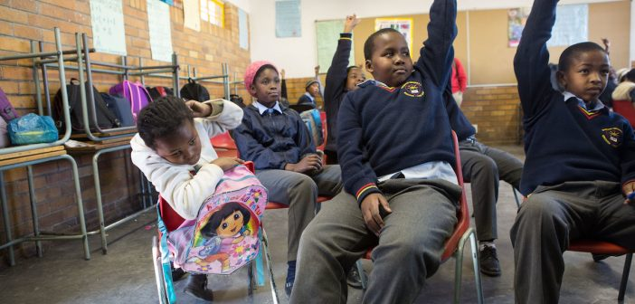Inclusive education in South Africa