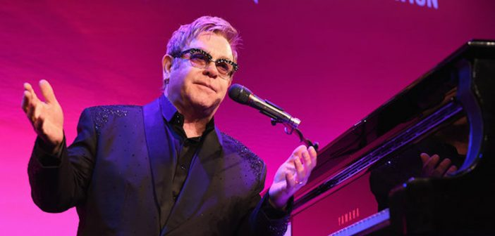 The Elton John AIDS Foundation