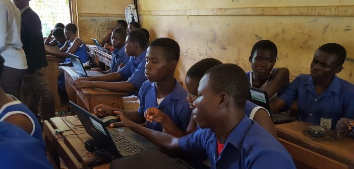 Coding in Africa