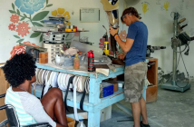 prosthetics in Haiti