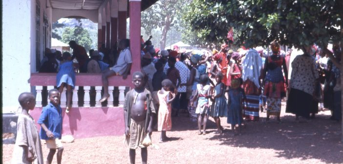 Post-Conflict Reconciliation in Sierra Leone