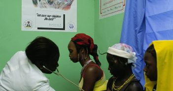 Africans Access to Medical Care