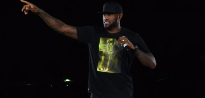 Lebron James' Favorite Charity ONExONE