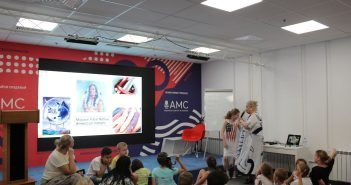 Moscow American Center Provides Opportunities