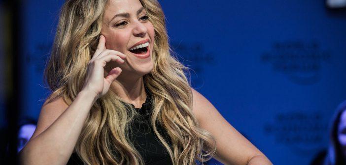 Shakira's Philanthropy Work