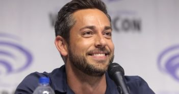 Zachary Levi and Covenant House