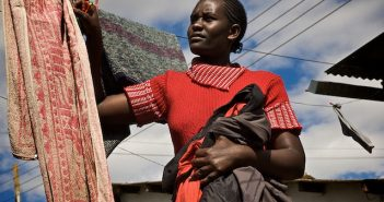 women in Kibera