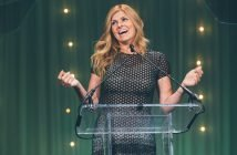 Connie Britton's Global Advocacy