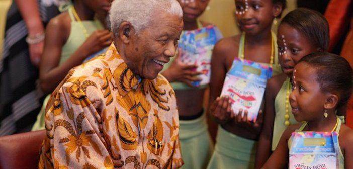 Nelson Mandela's Charity Work