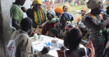 Measles Outbreak in the DRC