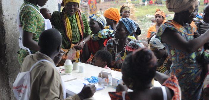 Measles Outbreak in the DRC