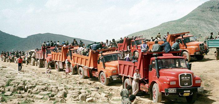 Humanitarian Aid in Kurdistan