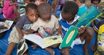 Children's Audiobooks About Global Poverty