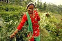 Female Farmers in Nepal
