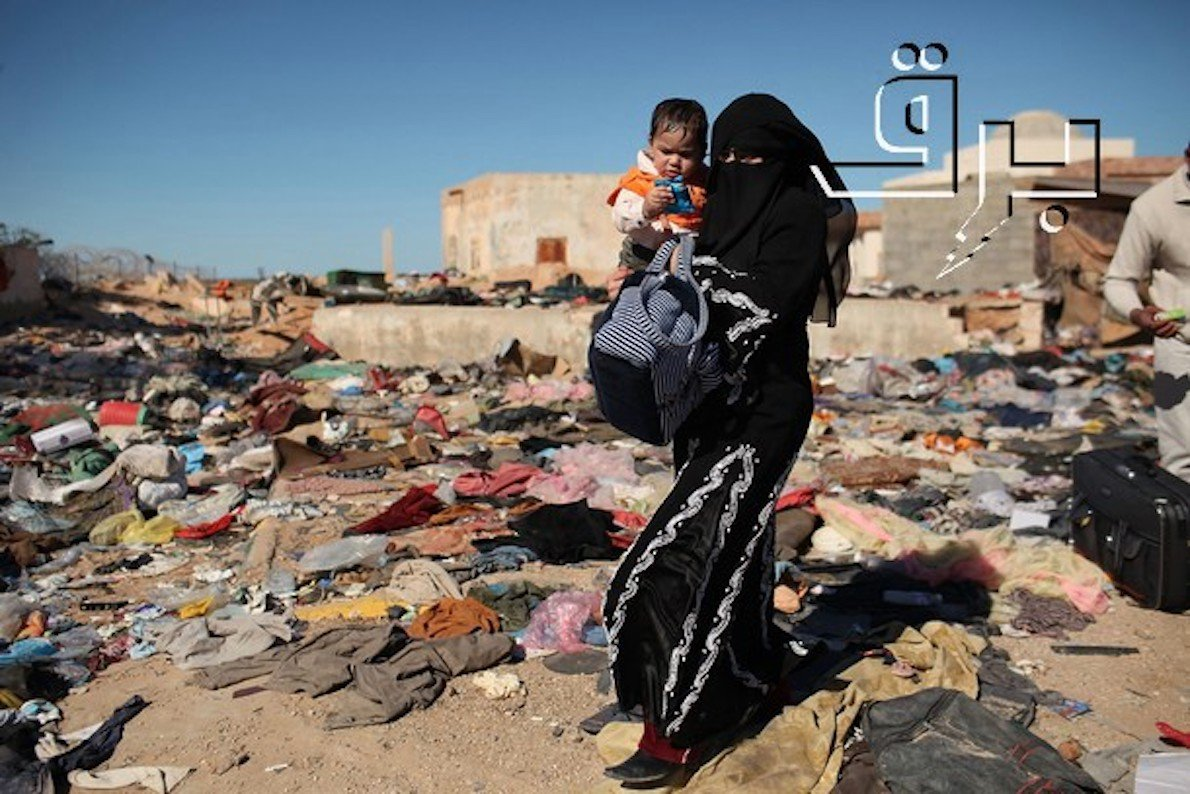 Slavery and Human Trafficking in Libya