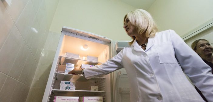 Substance Abuse and Healthcare in Ukraine