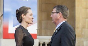 Angelina Jolie's International Visits