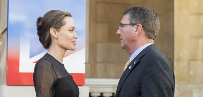 Angelina Jolie's International Visits