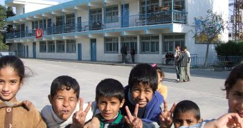 Peace and Tolerance in Palestinian Education Act