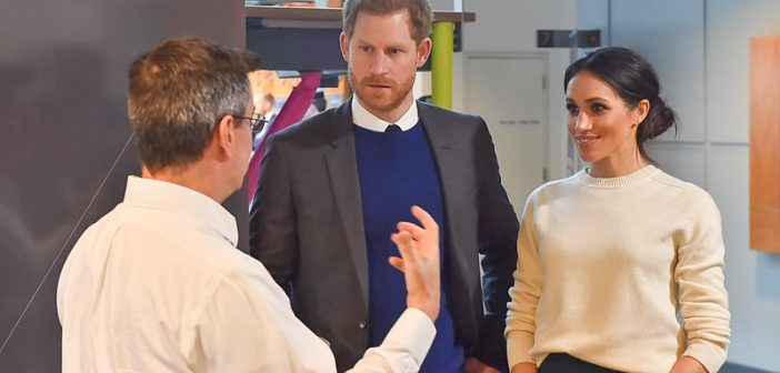 Prince Harry and Meghan Markle's Top Five Charity Events