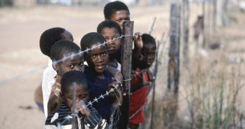 South African Income Inequality Persists