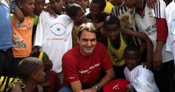 Roger Federer's Foundation