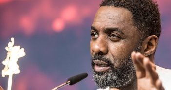 Idris Elba Is Supporting Poor Farmers