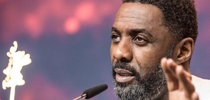 Idris Elba Is Supporting Poor Farmers