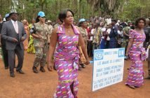 Women, Peace and Security Agenda