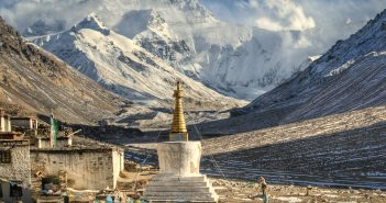 Conditions for Nepal's Sherpa