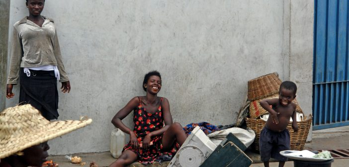 COVID-19 in Ghana