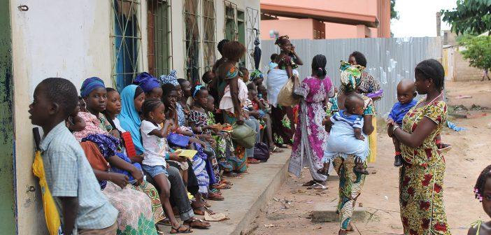 COVID-19 in Guinea-Bissau