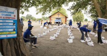 COVID-19 in South Sudan