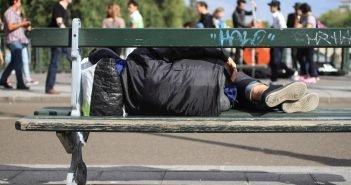 Homelessness in France