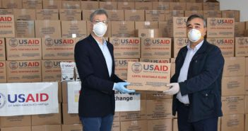 U.S. Foreign Aid During COVID-19