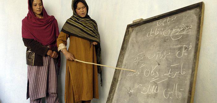 employment initiative for Afghan women