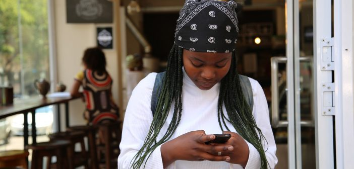 mobile technology in Africa