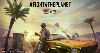 #FIGHT4THEPLANET