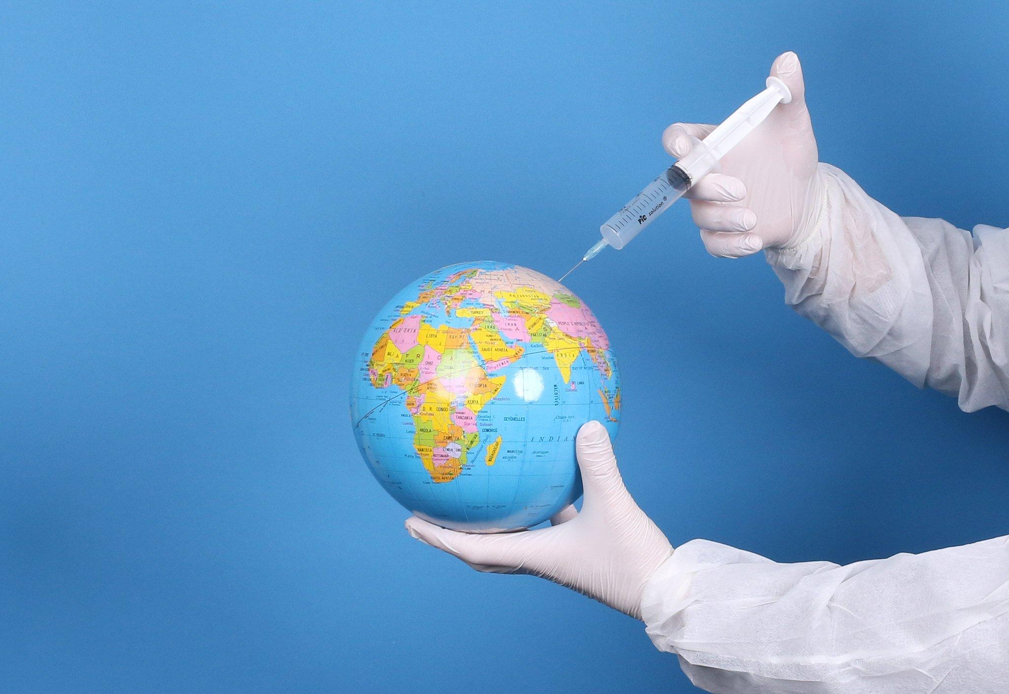Legislation Supporting GAVI - the Vaccine Alliance - BORGEN