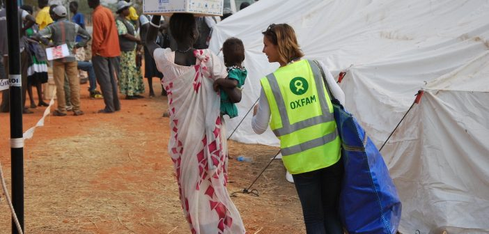 Oxfam's COVID-19 Relief Efforts