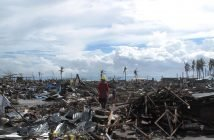 Natural disasters impacting impoverished communities
